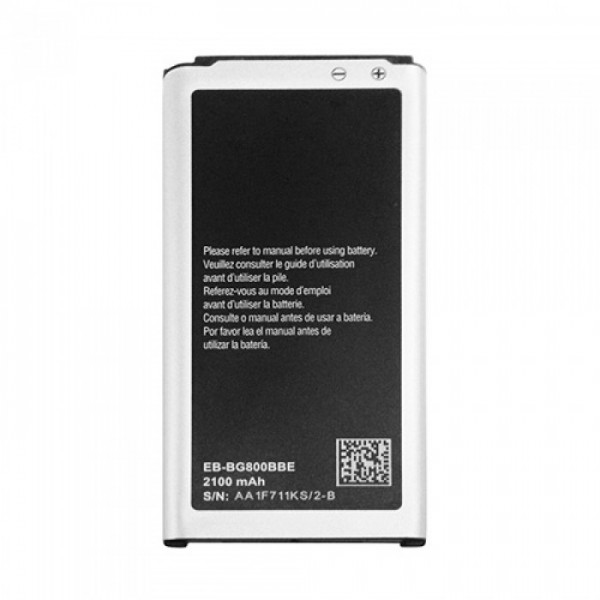 Μπαταρία EB-BG800BBE 2100mAh Για Samsung G800F Galaxy S5 Mini (bulk)