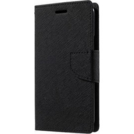 BookStyle Fancy Case Samsung J3 2017 Μαύρη oem