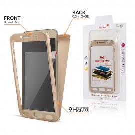OEM 360 Degrees Full Protection Χρυσό (Galaxy S9)
