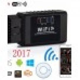 Ασύρματο Διαγνωστικό Βλαβών Αυτοκινήτου OBD2 ELM327 με WiFi για Android και IOS