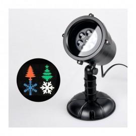 Χριστουγεννιάτικο φωτιστικό laser εξωτερικού χώρου - Christmas Tree