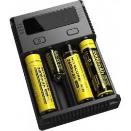Nitecore Φορτιστής Intellicharger New i4
