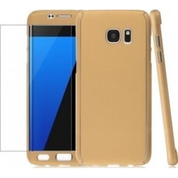 OEM 360 Full Protection Χρυσό (Galaxy S6 Edge)