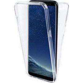 Front/Back Διάφανο (Galaxy A8 2018)