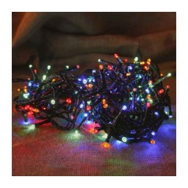 Colorful Christmas Baubles with Regulator 100 OEM 9m Lamp
