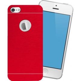 iPhone 5 - θήκη Αλουμινίου Κόκκινο Motomo