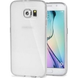OEM Back Cover Silicone Transparent (Galaxy S6 Edge Plus)