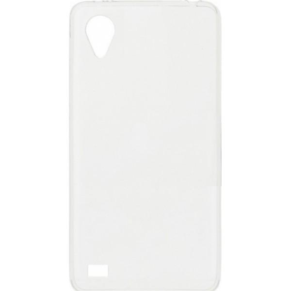 iSelf Back Cover Σιλικόνης Διάφανο (LG X Power 2)