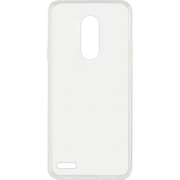 OEM Back Cover Σιλικόνης 0.3mm Διάφανο (LG K9)