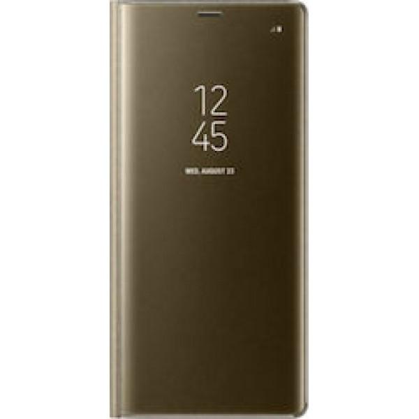 OEM Senso Clear Book Χρυσό (Xiaomi Redmi 6a)