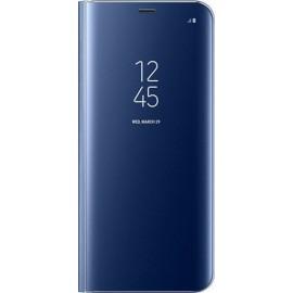 OEM Clear View Book Μπλε  (Huawei Mate 20)