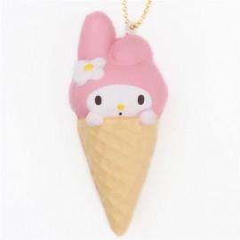 Παιχνίδι Στρες Ανακούφισης Squishy Ice Cream Hello Kitty