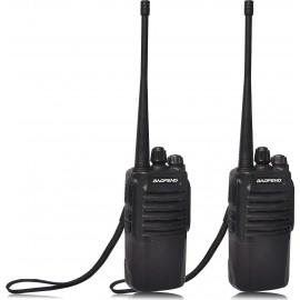 Ασύρματος Πομποδέκτης 5Watt UHF Baofeng BF-888PLUS
