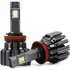 LED Φώτα Αυτοκινήτου NovSight H7 6000K 360ᵒ 12000LM (2x6000) 70W (2x35W) CAN BUS με Ballast 11-30V 2 τμχ