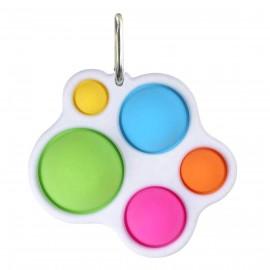 Push pop it Dimple Simple Smiling Bubble Fidget Se..