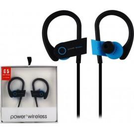G5 Power 3 Ασύρματα ακουστικά Μπλε
