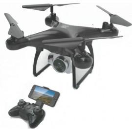 Υψηλής Απόδοσης 'Έξυπνο Quadcopter 360° Flip HD Camera Wifi Λειτουργία με τηλέφωνο και τηλεχειριστήριο Με Φώτα 20 Λεπτά αυτονομία (Explorer A8)