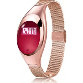 Z18 Women Smart Bracelet Συμβατό με Android - IOS,..