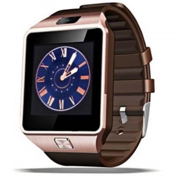 Smart Watch Με Οθόνη & Κάμερα DZ09 Bluetooth (Διαθέτει Υποδοχή Κάρτας Sim)