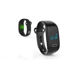 Ρολόι Bluetooth Smartwatch Με Καταγραφή Βημάτων, Ύπνου + Καρδιακών Παλμών - Andowl Y1 Smart Band