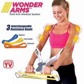 Επαναστατική Συσκευή Εκγύμνασης Χεριών, Στήθους & Πλάτης - Wonder Arms