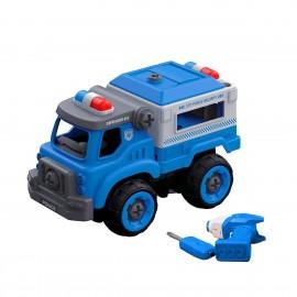 Power Drivers Οχήματα Πόλης - Τηλεκατευθυνόμενο φορτηγό αστυνομίας