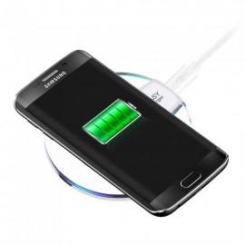 Fantasy QI Wireless Ασύρματη Βάση Φόρτισης για Samsung (CE/RoHS Certification) - Λευκό