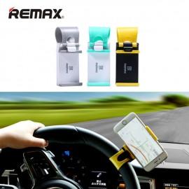 Remax RM-C11 Car Holder Steering Wheel Grey: Bάση στήριξης για το τιμόνι του αυτοκινήτου