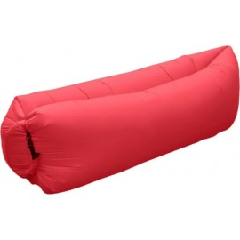 Lazy Bag Inflatable Air Sofa Red 190cm