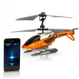Silverlit - ελικοπτερο Blu-Tech Heli ελεγχομενο απο iPhone, iPad και iPod