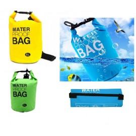 Αδιάβροχος Σάκος Παραλίας 2L - Waterproof Dry Bag ΟEM