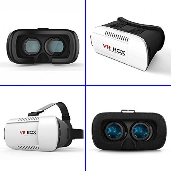 3D Γυαλιά Εικονικής Πραγματικότητας VRBOX V2 Smartphones 4.7-6' OEM