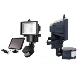 Ηλιακός Προβολέας με 100 LED και Ανιχνευτή Κίνησης OEM