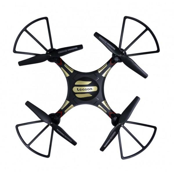 Leason LS-126 Drone Τηλεκατευθυνόμενο Τετρακόπτερο 6 Axis Gyro 2.4GHz 3D