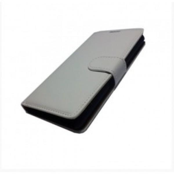"Alcatel pixi 3 (3.5"")  θήκη πορτοφόλι & stand Μαύρο"