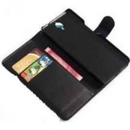 "Alcatel pop 3 (5"")  θήκη πορτοφόλι & stand Μαύρο"