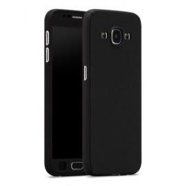 360 Full Body Θήκη και Μεμβράνη Προστασίας για το iphone 7 Μαύρο