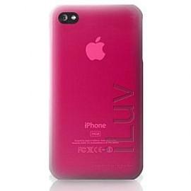 iLuv θήκη apple για iphone 4/4s