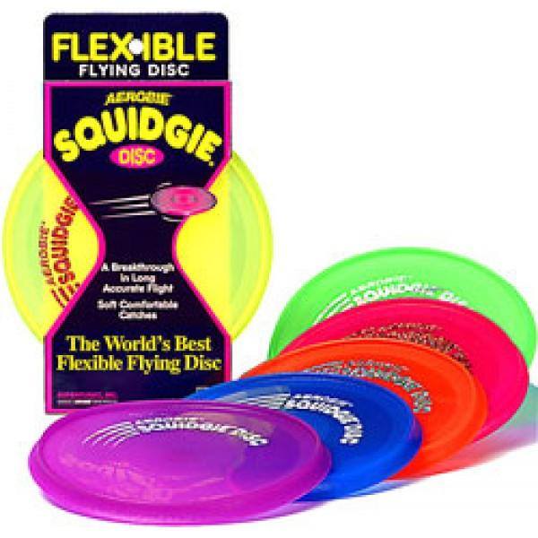 AEROBIE - Frisbee - Squidgie Disc