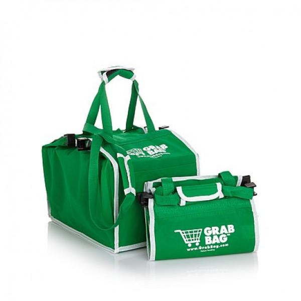 Τσάντα Επαναλαμβανόμενης Χρήσης για Ψώνια - Grab Bag