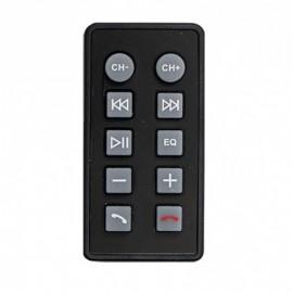 Bluetooth Car Charger & FM Transmitter 1 Usb Remote Control Model 590 (oem)