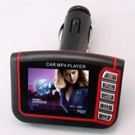 Car MP4 Player FM Modulator