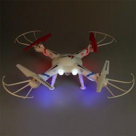 Lian Sheng LS-127 Drone Τηλεκατευθυνόμενο Τετρακόπτερο 6 Axis Gyro 2.4GHz 3D