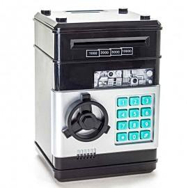 Ηλεκτρονικός Κουμπαράς Χρηματοκιβώτιο με κωδικό ασφαλείας