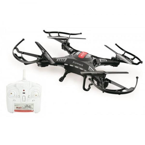 RC Quadcopter με χειριστήριο, 6-Axis/2.4GHz - YRToys YR577-9