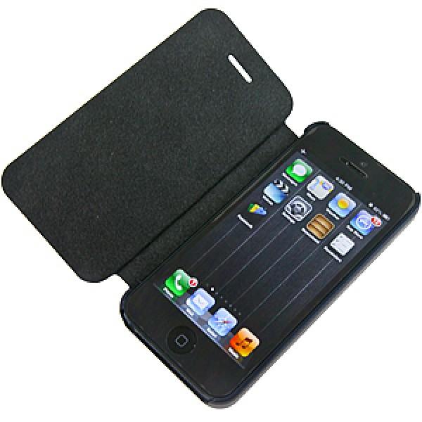 i-Phone 4/4s θήκη flip cover δερματίνη με μαγνητικό κλείσιμο