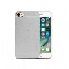 iphone 6 θήκη Αλουμινίου silver Motomo..