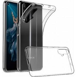 Back Cover Σιλικόνης Διάφανο (Huawei Nova 5T/Honor 20)