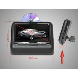 9 ιντσών Οθόνη LCD στο κεφάλι θέσεις  αυτοκινήτου