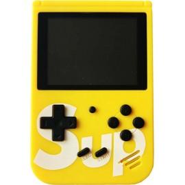 Retro Portable Mini Game Console 8-Bit G3602 Yellow